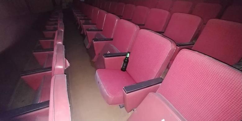 Włamanie do nieczynnego kina Odra w Nowej Soli, 12 lutego 2019 r.