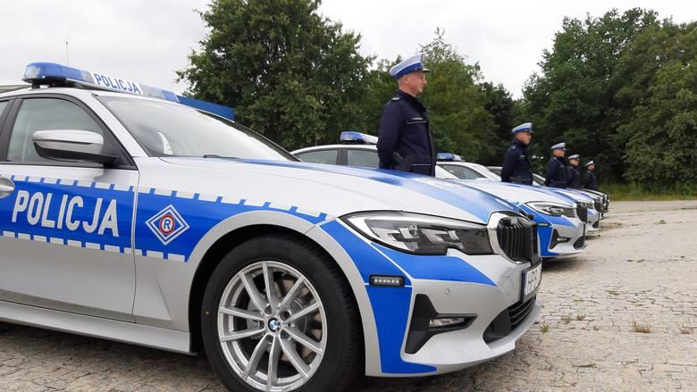 Dolnośląska policja otrzymała nowe samochody. Zobacz jakie!