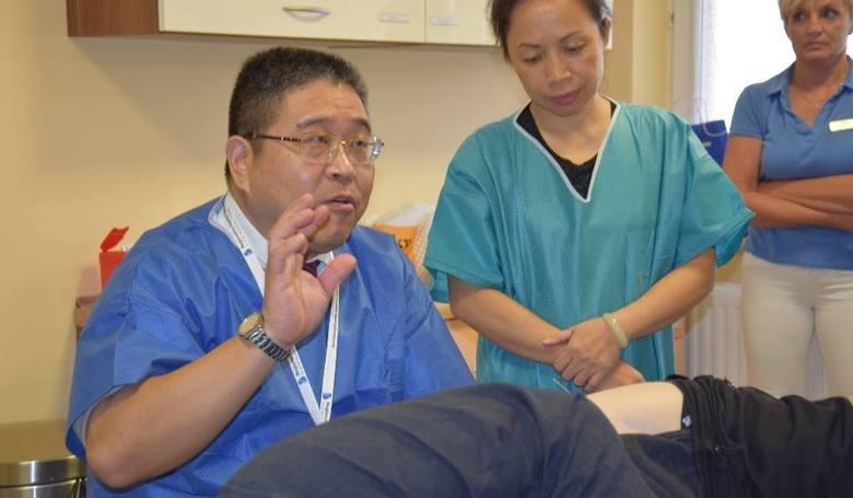 Chińscy lekarze rozpoczynają już w grudniu działalność w ramach Centrum Medycyny Chińskiej w Grudziądzu. Zabiegi nie są refundowane przez NFZ. Ci, którzy