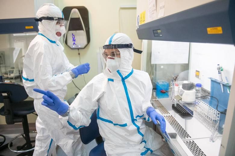 Epidemia koronawirusa. Głubczyce i Kluczbork mogą trafić do żółtej strefy