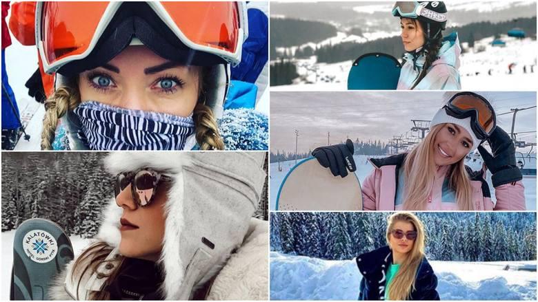 Zakopane. Najpiękniejsze polskie narciarki i snowboardzistki z Instagrama. Zobacz, jak szusują [ZDJĘCIA] 29.01