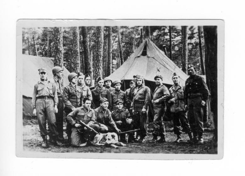Jedyny niemiecki obóz wyzwolony przez Polaków. Holiszów