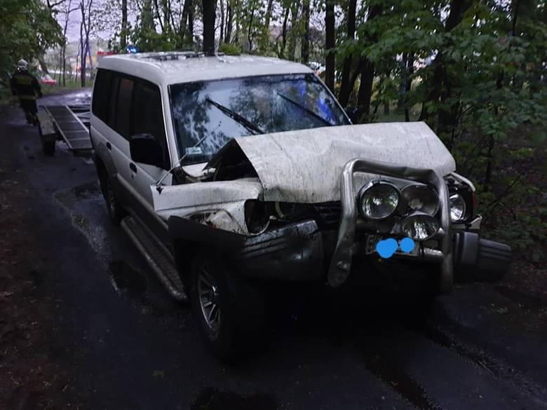 Wczoraj (15.05) o godzinie 20:18 zastępy GBA oraz SLRt zostały zadysponowane do zdarzenia drogowego na DW 254 w miejscowości Kobylarnia gdzie według