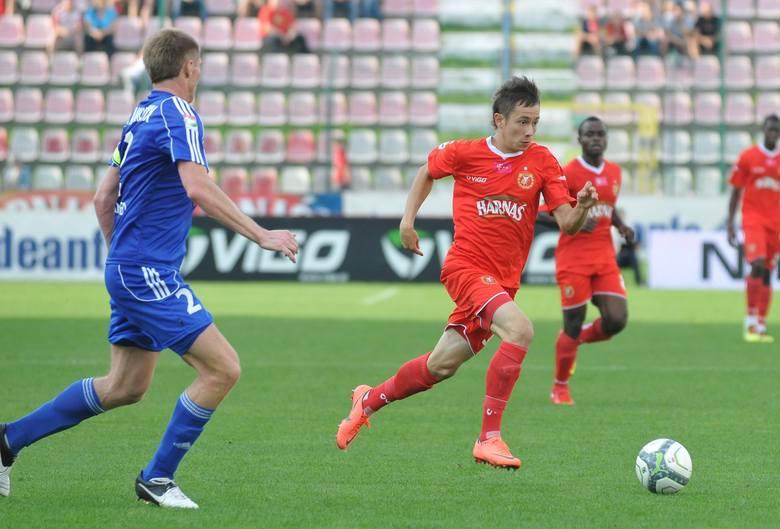 Mariusz Rybicki zagra w ataku.