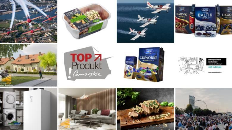 TOP Produkt Pomorskie 2019. Kapituła wybrała najlepsze produkty! Wyniki konkursu w poszczególnych kategoriach