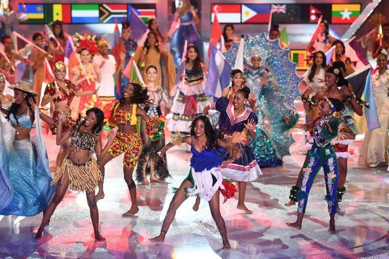 Gala finałowa konkursu Miss World 2018