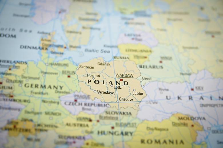 Mapa administracyjna Polski ulegnie zmianie? Może przybyć województw...