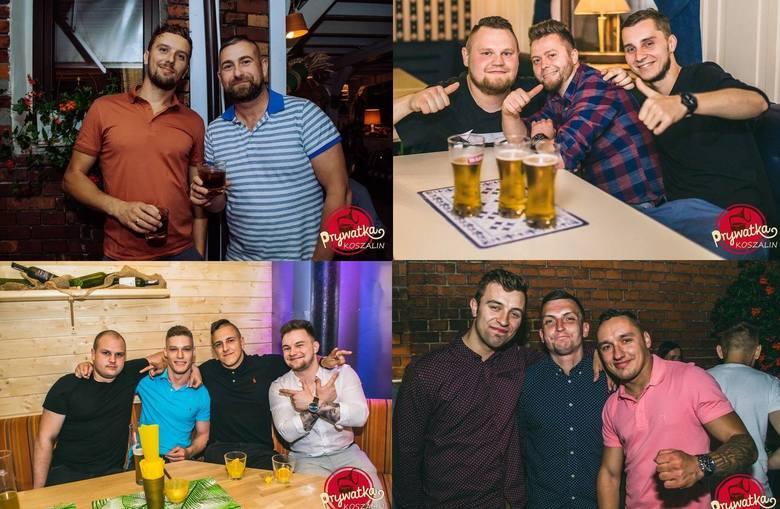 Oto najprzystojniejsi klubowicze z Prywatki! Zobaczcie zdjęcia!Zobacz także: Koszalin: Impreza charytatywna w klubie Prywatka w Koszalinie