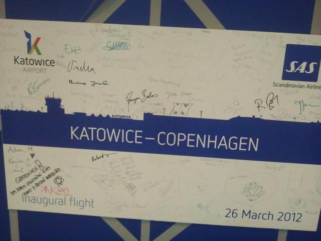 26 marca 2012 roku skandynawskie linie lotnicze SAS rejsem na trasie Kopenhaga – Katowice – Kopenhaga zainaugurowały swoją obecność na pyrzowickim lotnisku. Dawało to pasażerom spore możliwości, bo lotnisko w Kopenhadze to tzw. hub - stąd juz można leciec w najdalsze zakątki świata. Niestety, to...