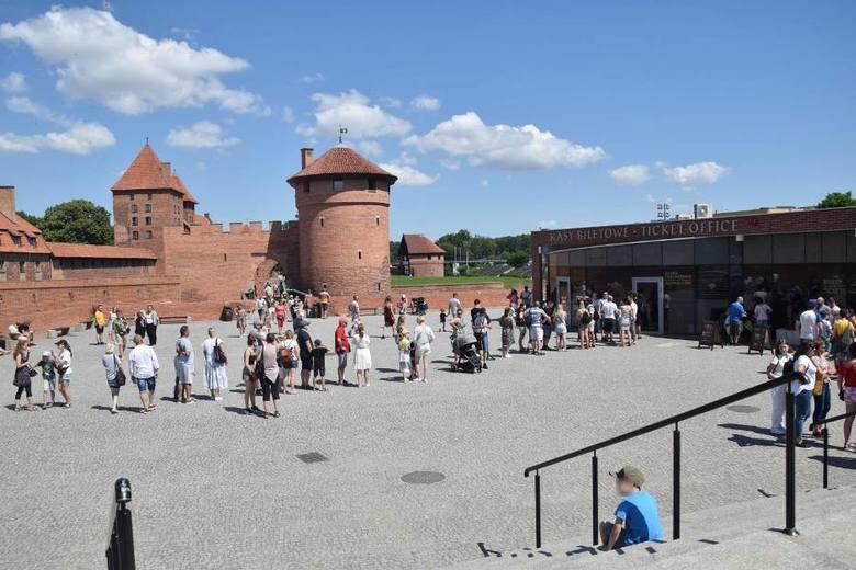Zamek w Malborku zaprasza na jarmark średniowieczny już od 23 lipca