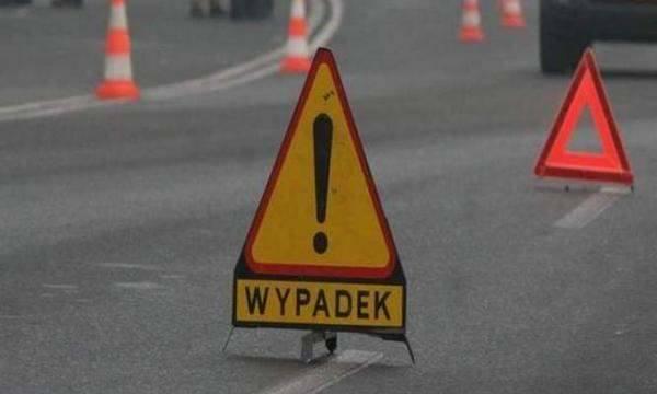Zderzyły się dwa samochody. Utrudnienia na al. Wojska Polskiego