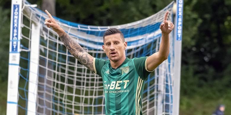 Arkadiusz Piech już rozpoczął strzelanie w sezonie 2018/19