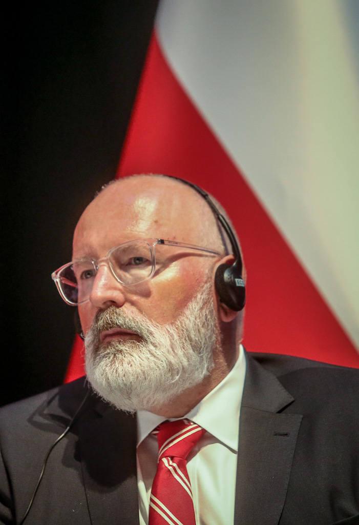 W sobotę, 31 sierpnia 2019, w Europejskim Centrum Solidarności, Medale Wdzięczności zostały wręczone Gáborowi Demszky'emu, Myrosławowi Marynowyczowi