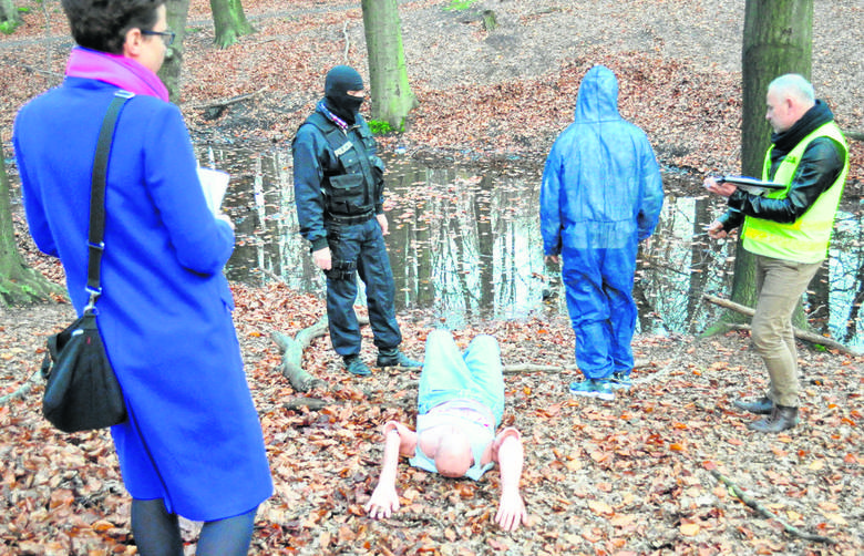 W poniedziałek, m.in. w Lesie Murckowskim w Katowicach, odbył się eksperyment procesowy