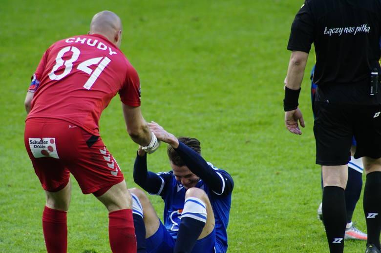 Lech Poznań podsumował swój nieudany sezon rozczarowującym remisem z Górnikiem Zabrze 1:1. To powtórzenie wyniku z początku rundy wiosennej. Zobacz oceny