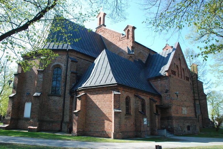 Radziejów - kościół farny NMP