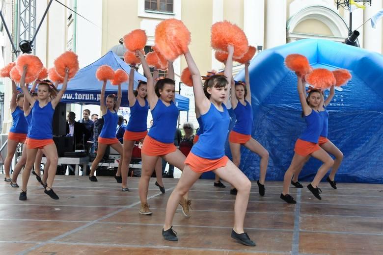 Święto tańca po raz trzeci w Toruniu