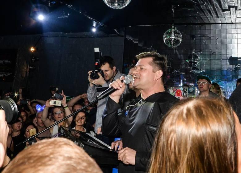 Zenon Martyniuk i zespół Akcent wystąpili na koncercie w Łodzi