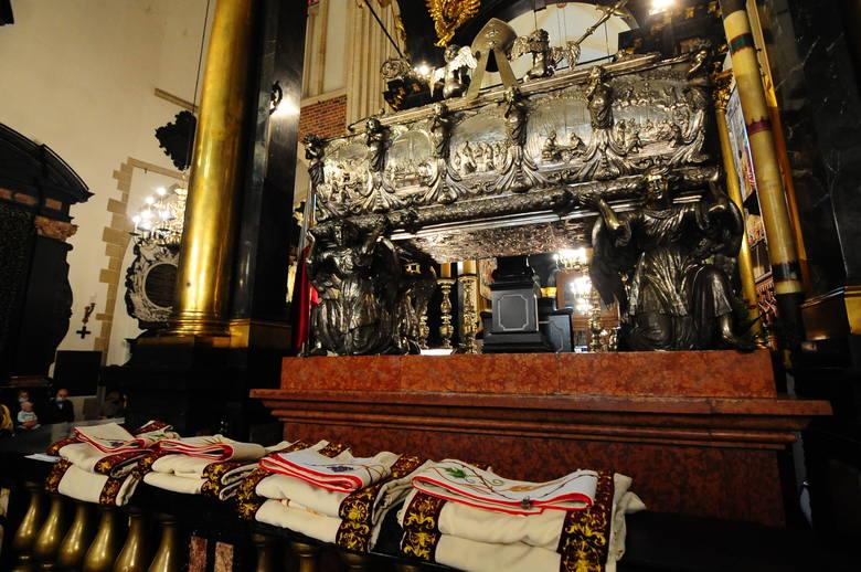 8 maja 2021 w Archikatedrze pw. św. Stanisława i Wacława na Wawelu ośmiu kleryków przyjęło święcenia diakońskie.