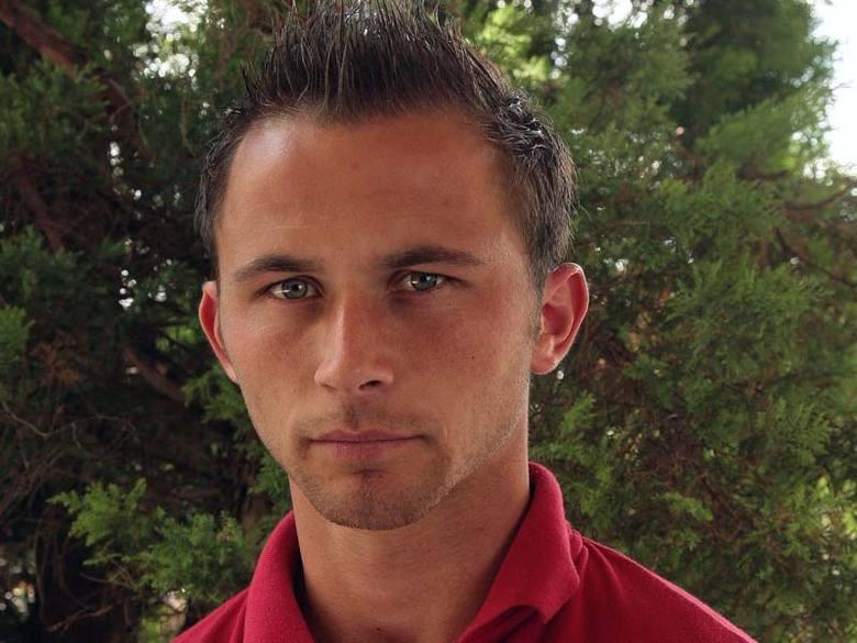 Kamil Walaszczyk (na zdjęciu) jest obecnie wiceliderem rankingu II ligowców.
