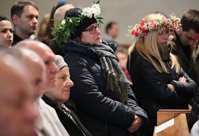 Pogrzeb księdza Andrzeja Szpaka [ZDJĘCIA]