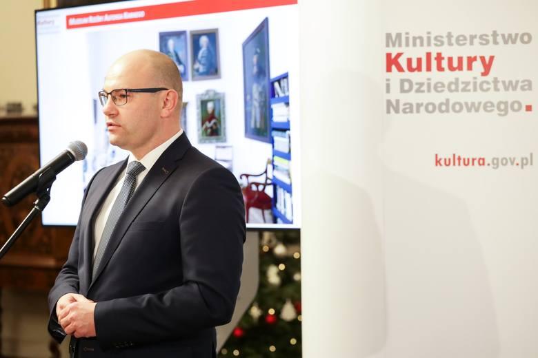 Muzeum Podlaskie w Białymstoku pod pieczą ministerstwa kultury (zdjęcia)
