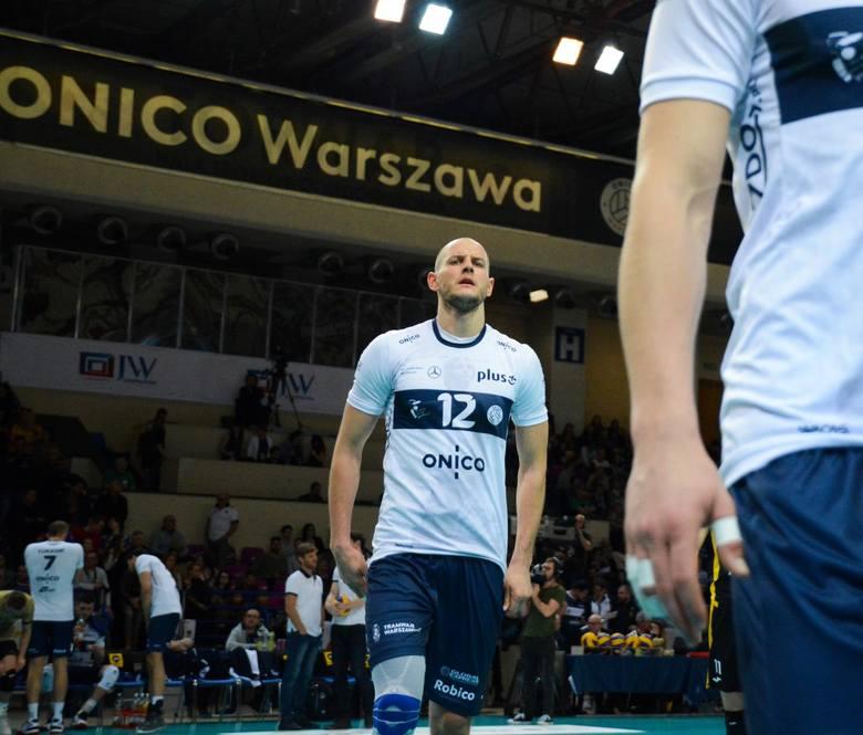 Bartosz Kurek grał w ONICO od grudnia 2018 r.