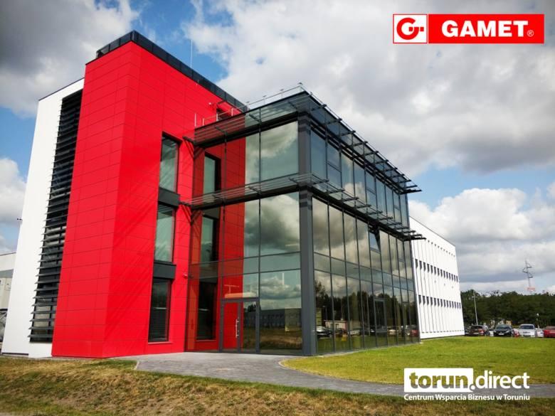 Sto nowych miejsc pracy powstanie w budowanych halach  magazynowych i produkcyjnych przy ul. Chrzanowskiego, toruńska firma Gamet rozwija działalność.Sto