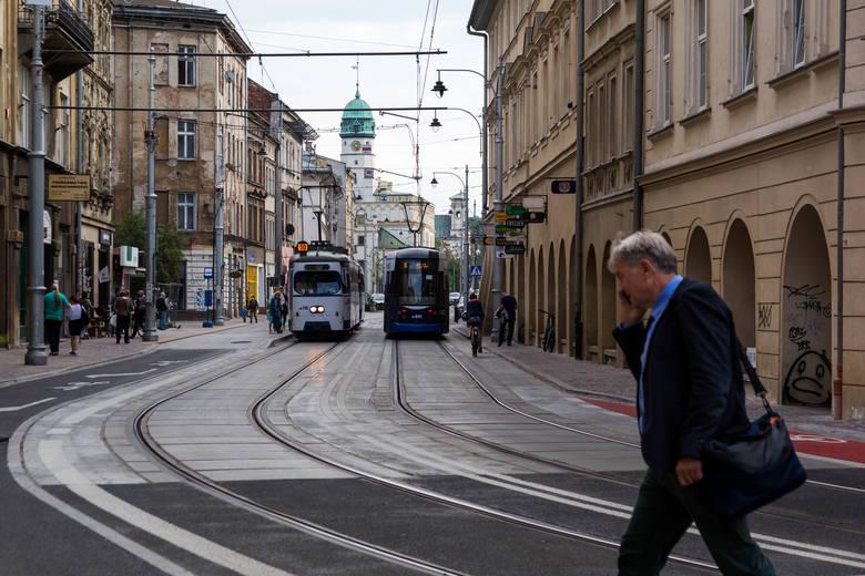 Kraków. Wielki problem z przebudową ulicy Krakowskiej. Prezydent Majchrowski jest oburzony sytuacją