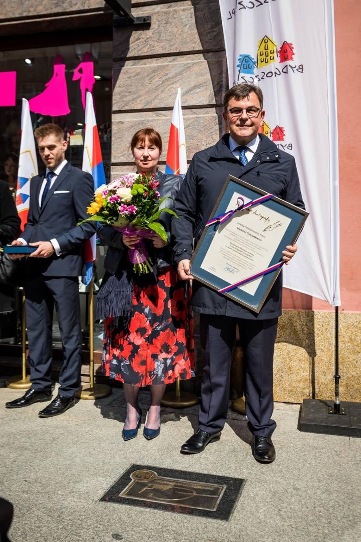 Marek Gotowski, bydgoski przedsiębiorca i biznesmen, prezes firmy Gotowski. - Jako rodowity bydgoszczanin związany z Fordonem, to wyróżnienie przyjmuję