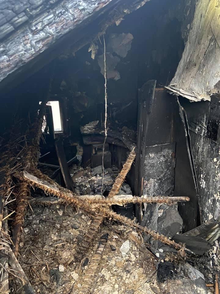 Tragiczny pożar w Katowicach. Nie żyje jedna osoba