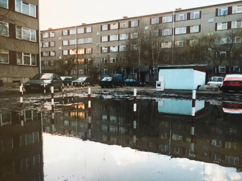 Ostrołęka w latach 90. XX wieku