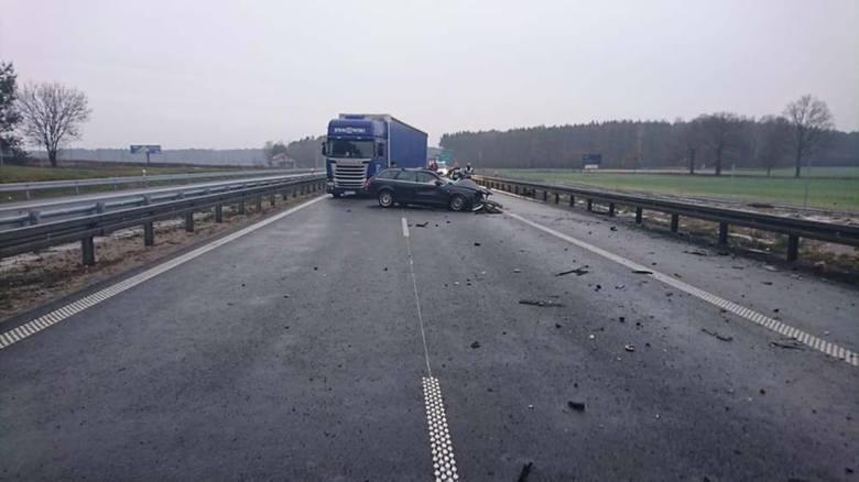 Tragiczny wypadek wydarzył się na S3 20 grudnia 2018 roku.