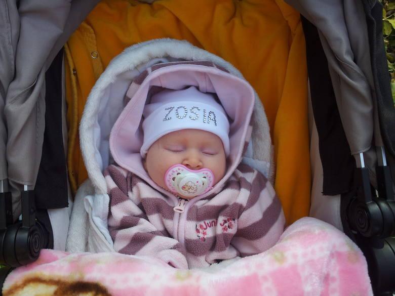 Matka czuwała przy szpitalnym łóżku małej Zosi, gdy ta umierała