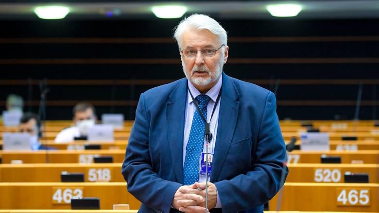 Witold Waszczykowski © Parlament Europejski 2020