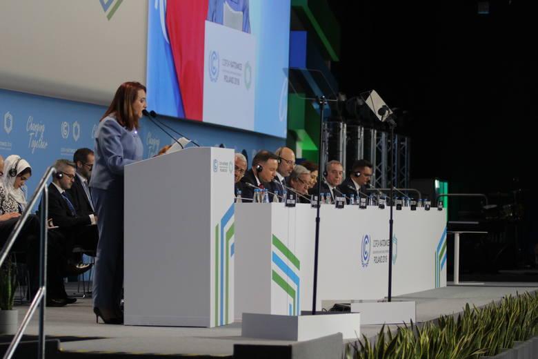 COP24 w Katowicach: Rozpoczął się szczyt klimatyczny ONZ w Katowicach.