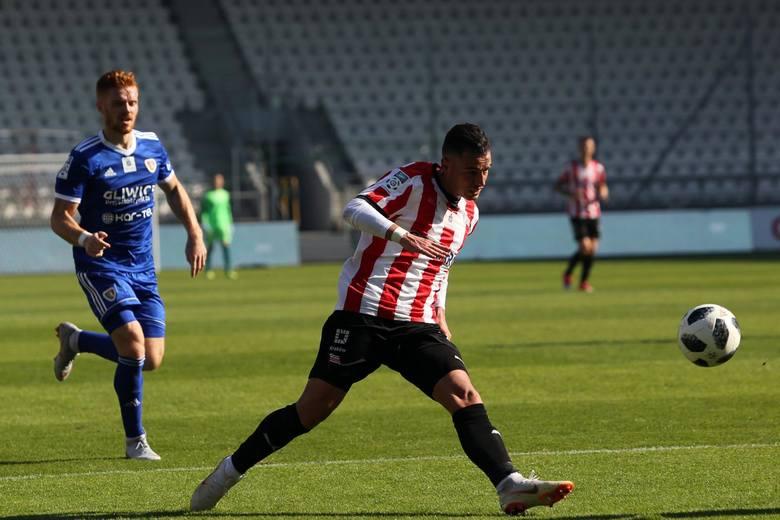 Airam Cabrera w polskiej ekstraklasie rozegrał 55 meczów, w których strzelił 30 bramek dla Korony Kielce i Cracovii