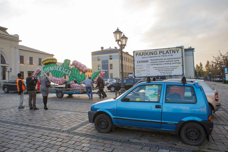 Gąsienice Tour w Tarnowie