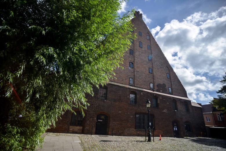 06.09.2016 gdansk<br /> zabytkowy wielki mlyn w centrum gdanska<br /> fot. przemyslaw swiderski / polska press / dziennik baltycki