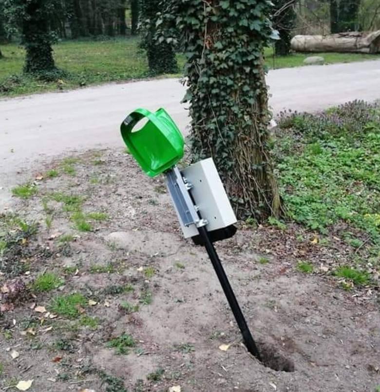 Wandale, którzy zdemolowali park w Sławie zostali zatrzymani. To mieszkańcy powiatu lubińskiego, którzy przyjechali na majowe występy do Sławy