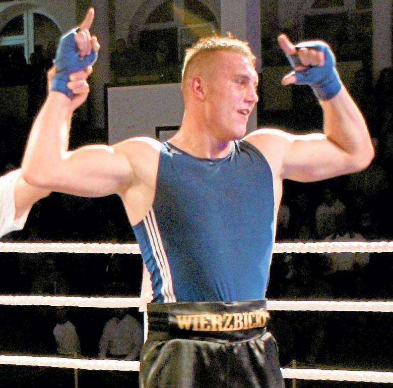 25-latek z Sokółki stawia pierwsze kroki na zawodowym ringu. Wcześniej został młodzieżowym wicemistrzem świata amatorów i był mistrzem Polski seniorów