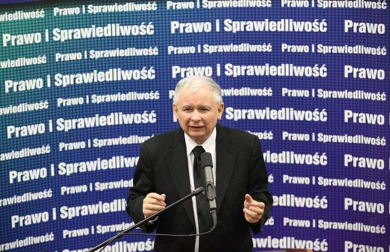 Jarosław Kaczyński w Opolu