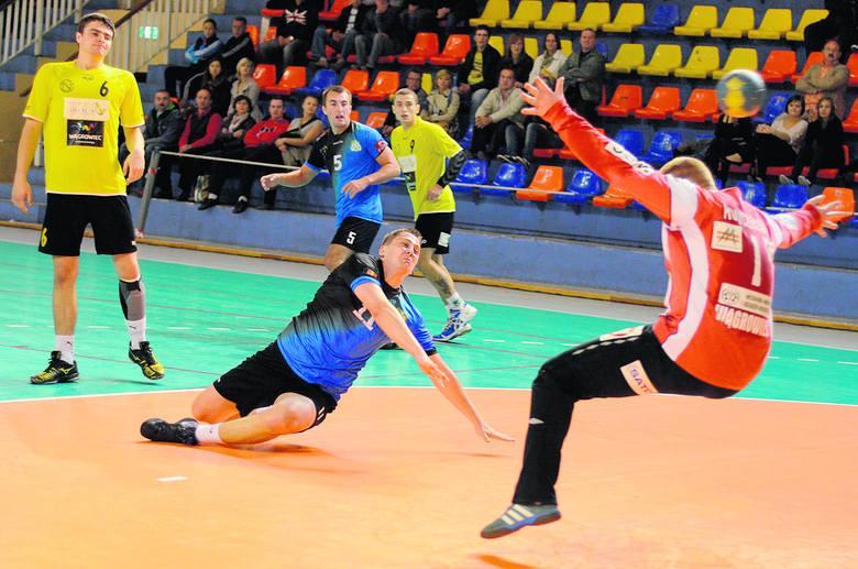 Łodzianie wygrali trzeci mecz w I lidze.