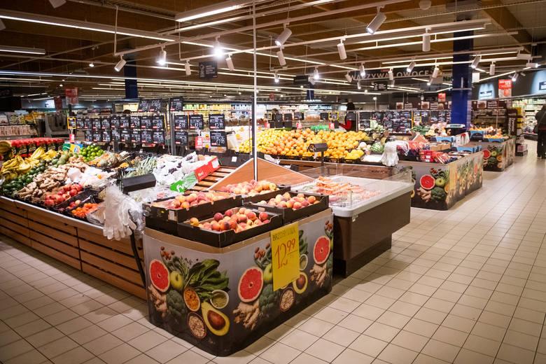 Przez ponad 20 lat klienci odwiedzający Centrum Promienista na Grunwaldzie mogli robić zakupy w Piotrze i Pawle. We wtorek otwarto jego następcę. Zobacz