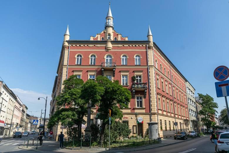 Dom Turecki na rogu ul. Długiej i Pędzichów