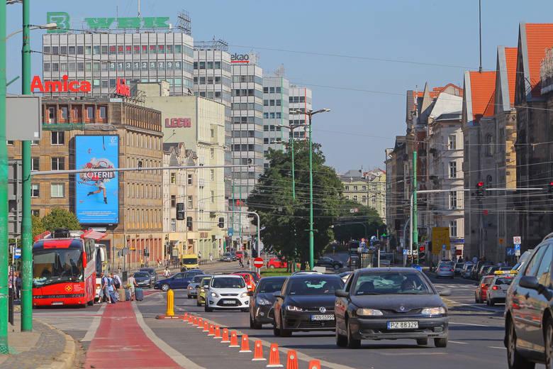 Święty Marcin jak Champs Elysees albo Piotrkowska