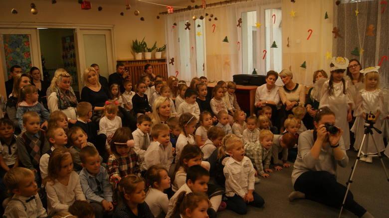 Jasełka w Przedszkolu nr 5 w Skierniewicach [ZDJĘCIA]