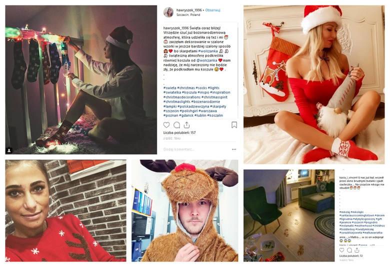 Tradycyjnie w nocy z 5 na 6 grudnia Święty Mikołaj odwiedza domy szczecinian. Oczywiście tych, którzy byli grzeczni. W zamian za mleko i ciasteczka zostawia