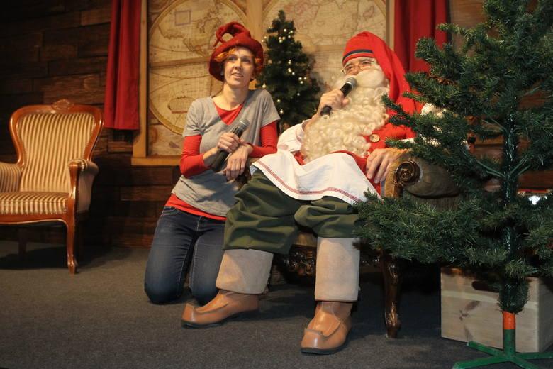 Mikołaj odwiedził Galerię MM