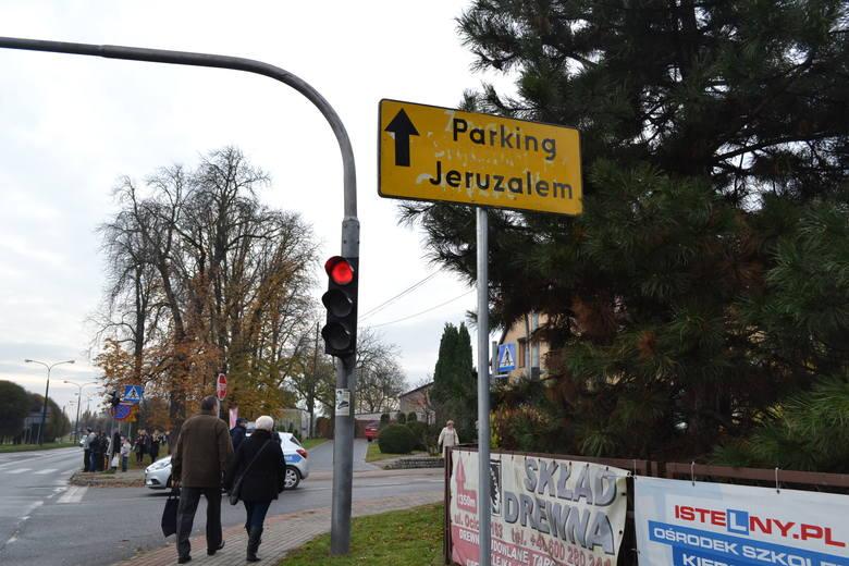 """Racibórz: pod """"Jeruzalem"""" tylko pieszo lub autobusem"""